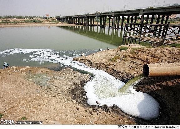 تاثیر مخرب آبیاری زمین های کشاورزی با فاضلاب