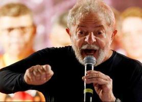 لولا داسیلوا رسما نامزد انتخابات ریاست جمهوری برزیل شد