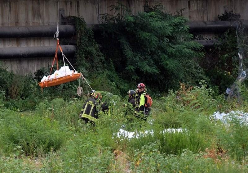 تعویق 2 دیدار هفته اول سری A ایتالیا به خاطر حادثه ریزش پل