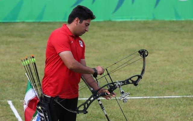 قیدی: کسب مدال تیمی کامپوند مهم ترین هدف در جاکارتاست