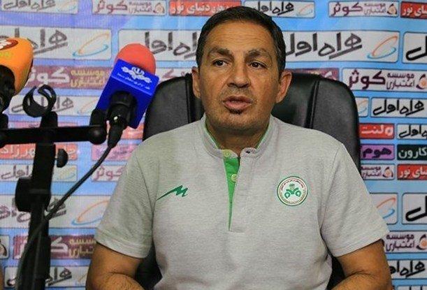 هدف ما کسب 3 امتیاز در تبریز است، همه بازی ها سخت است