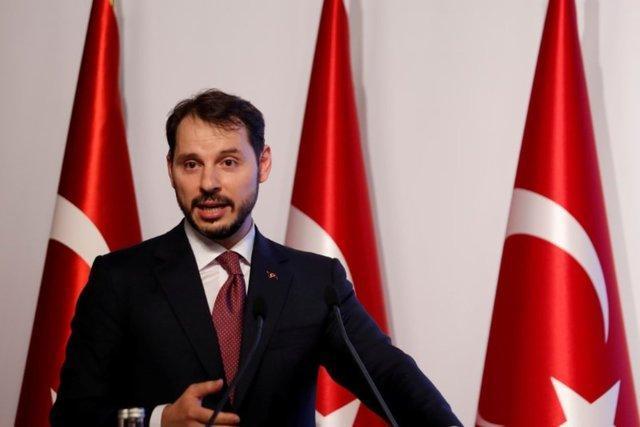 اطمینان داماد اردوغان به بهبود اقتصاد ترکیه