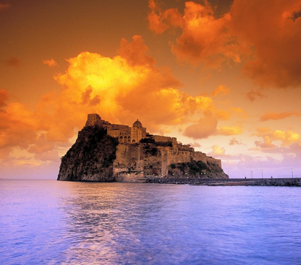 10 قلعه باورنکردنی ایتالیایی