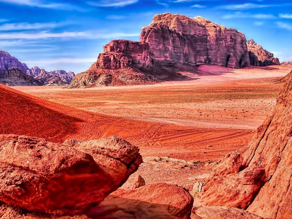 10 دلیل برای دیدن اردن