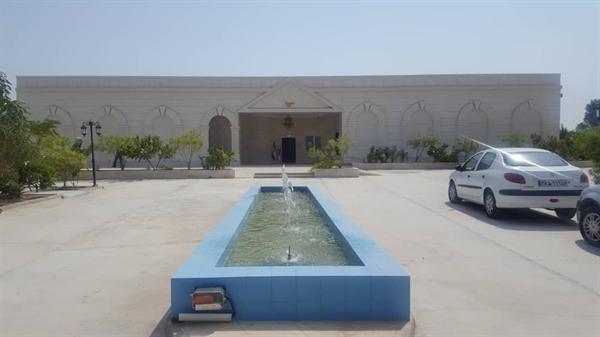 افتتاح مجتمع تفریحی گردشگری سپید در سرخون بندرعباس