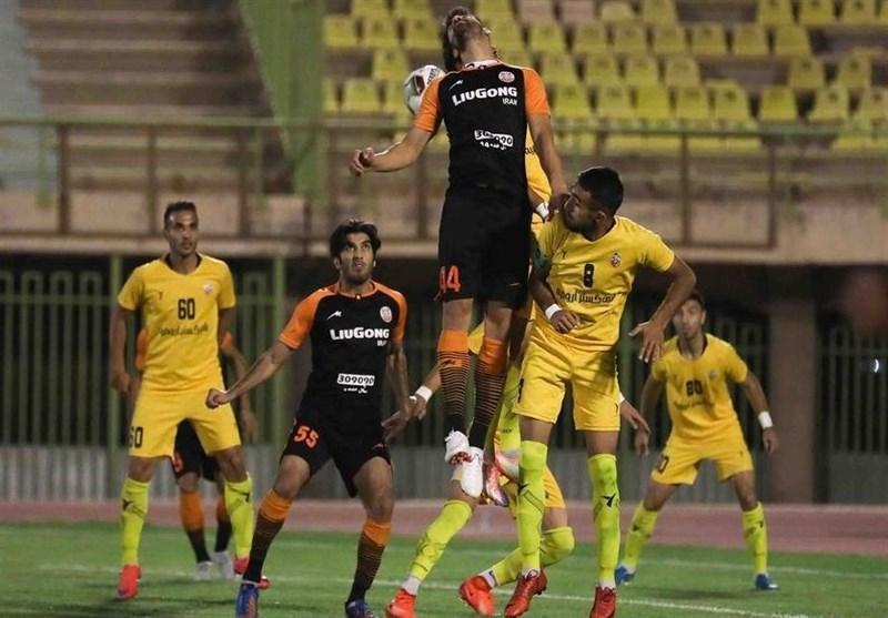 سرمربی نود ارومیه: کاری به بازی پرسپولیس مقابل السد نداریم، لیگ برای ما از هفته چهارم آغاز شد