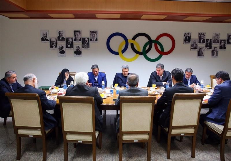 در جلسه هیئت اجرایی کمیته ملی المپیک چه گذشت؟