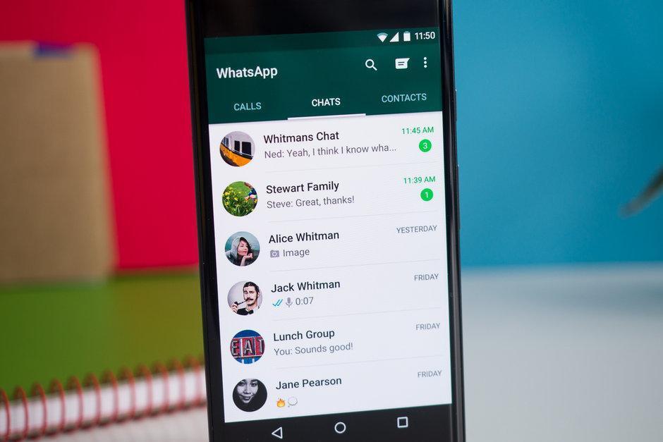 توسعه قابلیت مکالمه گروهی روی واتس اَپ در آیفون