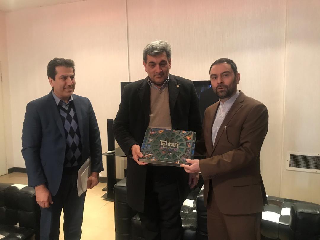در دیدار سفیر کشورمان با شهردار تهران مطرح شد؛ تاکید بر افزایش همکاری بین شهرداری تهران و ایروان