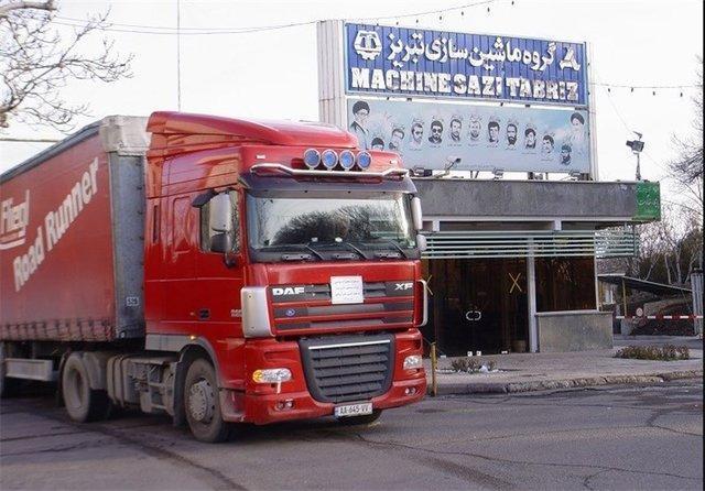 ماشین سازی تبریز حال و روز خوشی ندارد