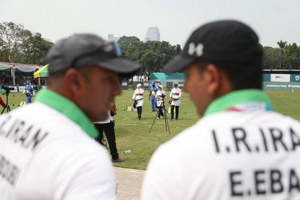 دوکماندار کامپوند ایران به مرحله یک شانزدهم کاپ جهانی صعود کردند