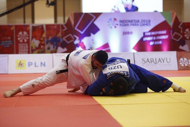 یوسف زاده: کسب مدال و سهمیه پارالمپیک ماموریت اصلی جودوکاران معلول در باکوست
