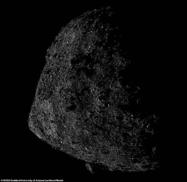 فضاپیمای ناسا رکورد نزدیکترین فاصله با یک سیارک را شکست