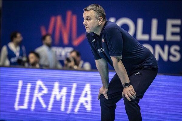 کولاکوویچ: والیبالیست های ایران رویایی خودشان را دنبال می نمایند