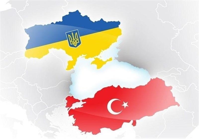 وزارت خارجه ترکیه از گسترش همکاری های همه جانبه با اوکراین اطلاع داد