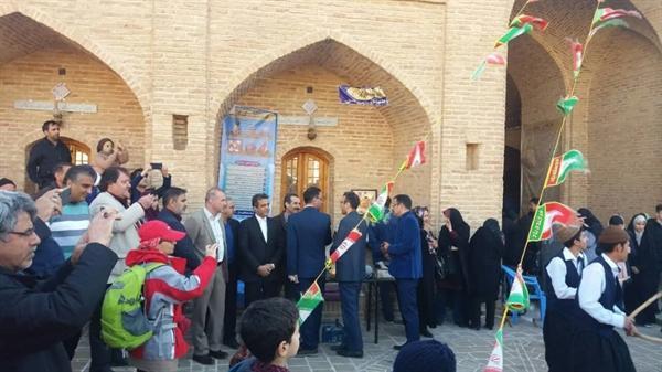 جشنواره نمک، نوزدهمین رویداد فرهنگی صندوق احیا در کاروانسرای دهنمک برگزار گردید
