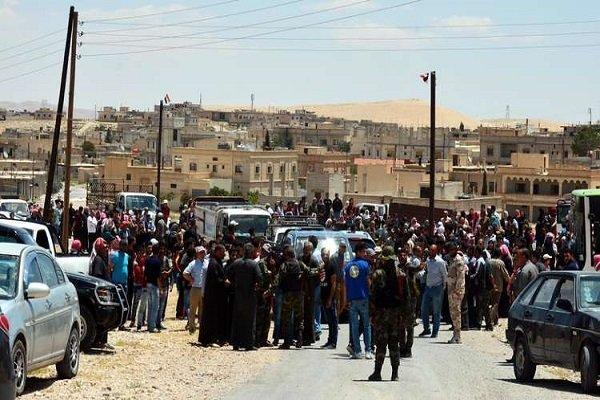 بازگشت حدود 1000 آواره سوری به کشور خود