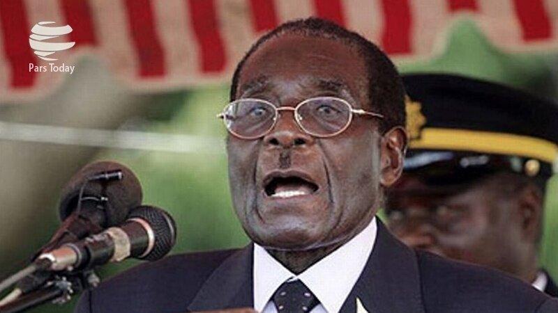 رابرت موگابه رئیس جمهور سابق زیمبابوه درگذشت