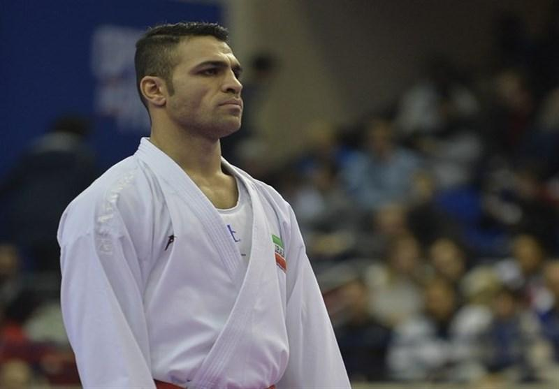 لیگ برتر کاراته وان ژاپن، پورشیب به مدال نقره رسید