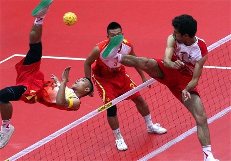 تیم ملی سپک تاکرای ایران ششم دنیا شد، صعود شش پله ای تیم ایران در رده بندی دنیای