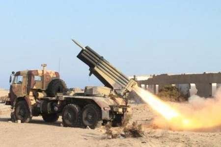 هلاکت مزدوران سعودی در حمله نیرو های یمنی به جیزان