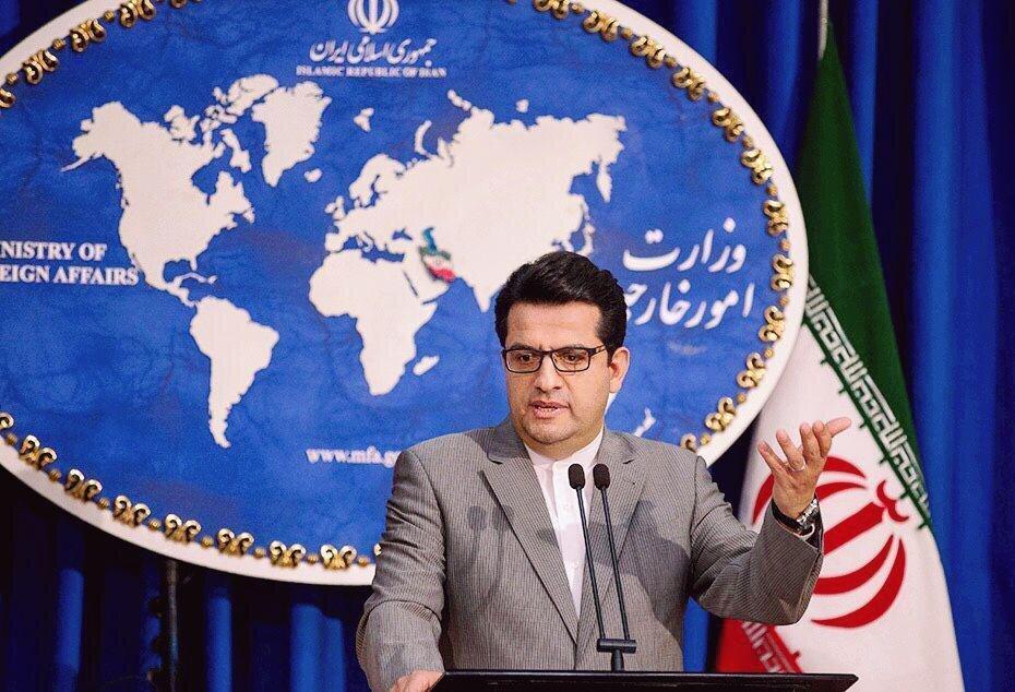 جزئیات نامه ظریف به موگرینی از زبان سخنگوی وزارت خارجه