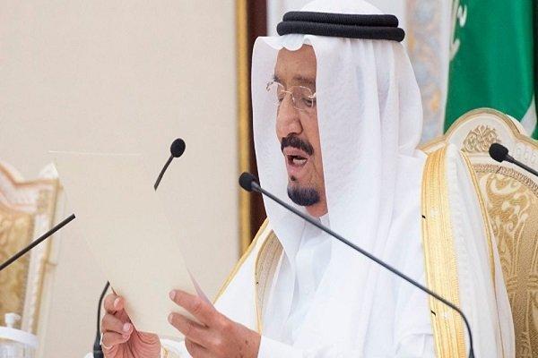 ملک سلمان به متجاوزین به یمن مدال می دهد!