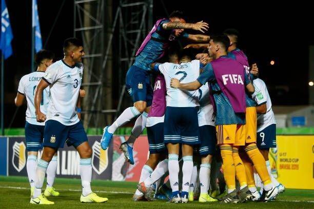 نخستین پیروزی آرژانتین و اسپانیا در جام جهانی زیر 17 سال، ایتالیا در یک هشتم نهایی