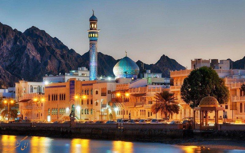 معرفی فرودگاه بین المللی مسقط در عمان