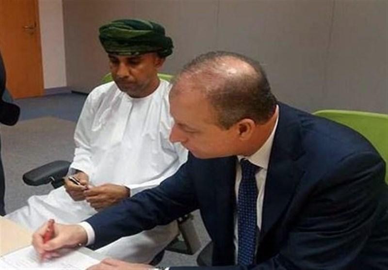 امضای یادداشت تفاهم همکاری بین سوریه و عمان در بخش نفت و گاز