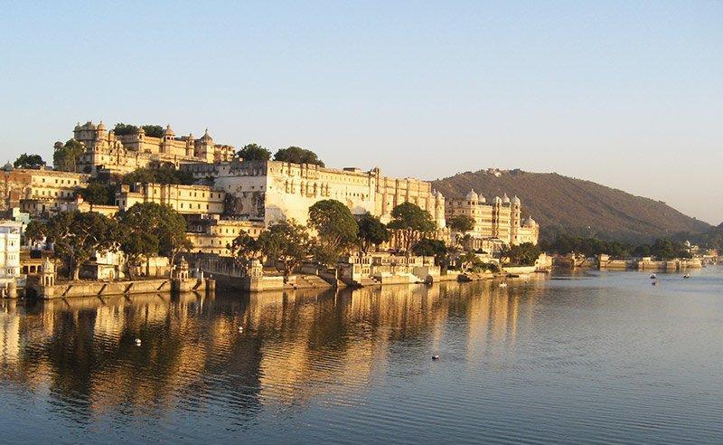 روزی هیجان انگیز در کنار دریاچه های راجستان هند
