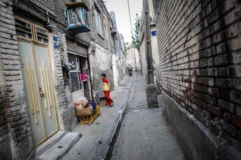 اگر تهران زلزله بیاید 4.5 میلیون نفر زیر آوار می مانند ، 19 میلیون نفر جمعیت کشور در محلات حاشیه نشین هستند