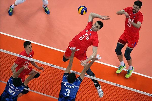 نتایج کامل دیدارهای پایانی هفته سوم، لهستان در صدر، ایران یازدهم