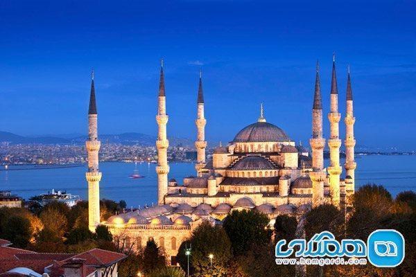 شش ساعت برای استانبول گردی زمان دارید!