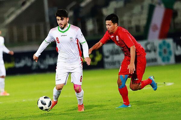پیروزی تیم فوتبال جوانان ایران بر امارات، صعود مقتدرانه به آسیا