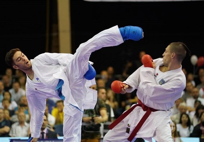 لیگ برتر کاراته وان اسپانیا، عباسعلی برنزی شد، پورشیب و آسیابری پنجم شدند