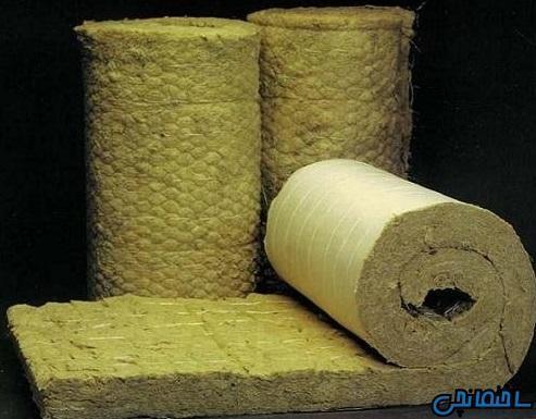 لیست شرکت های فراوری کننده عایق پشم سنگ