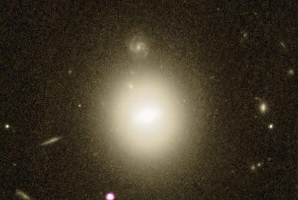 کشف سیاهچاله ای 40 میلیارد بار بزرگتر از خورشید