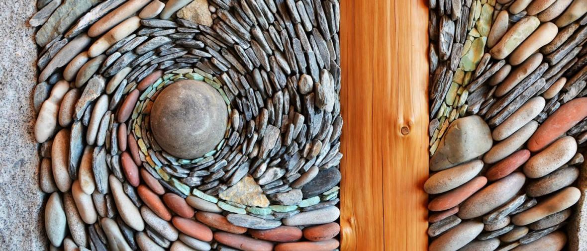 جادوی هنر باستانی نما سنگ در کانادا