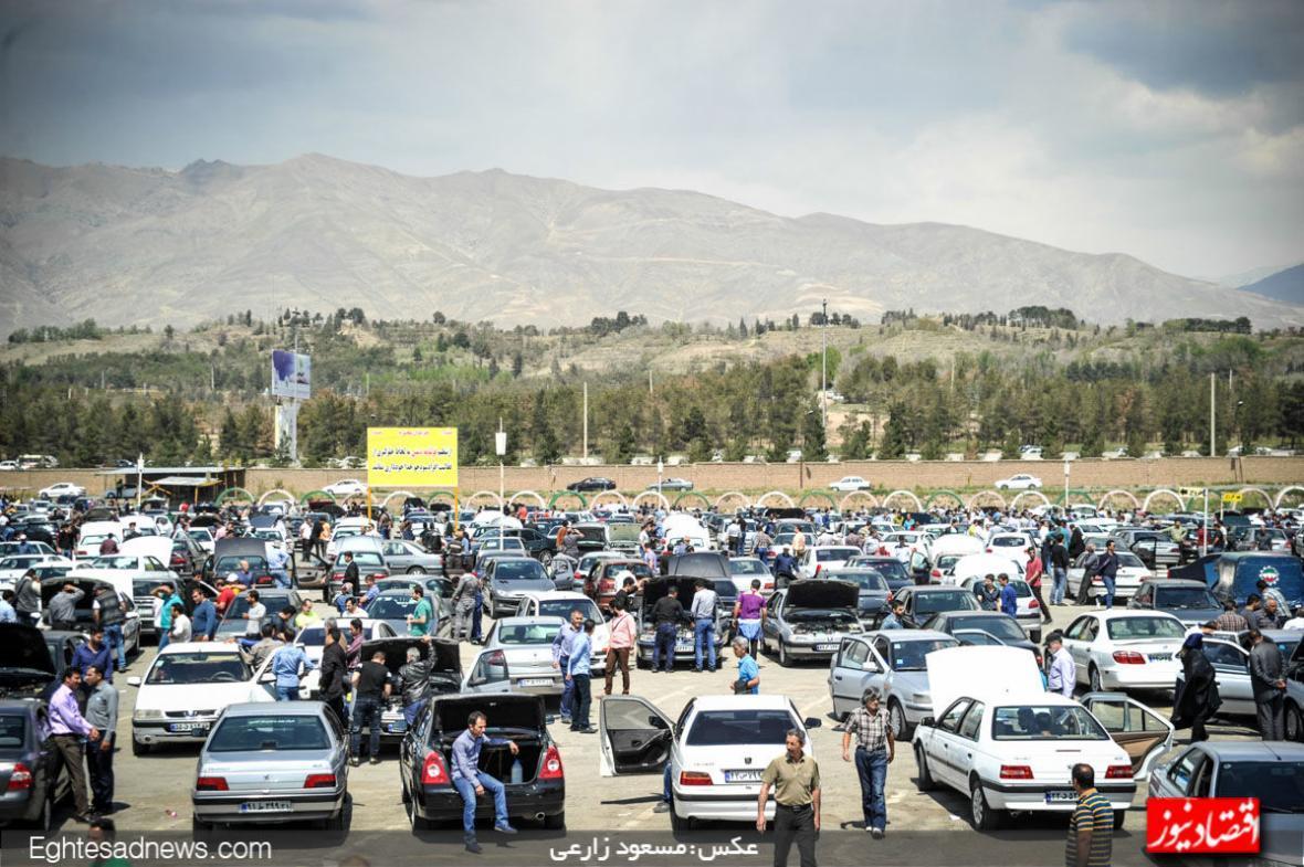 آخرین قیمت خودروهای داخلی و خارجی امروز 1398، 10، 01 ، پرشیا 104 میلیون شد