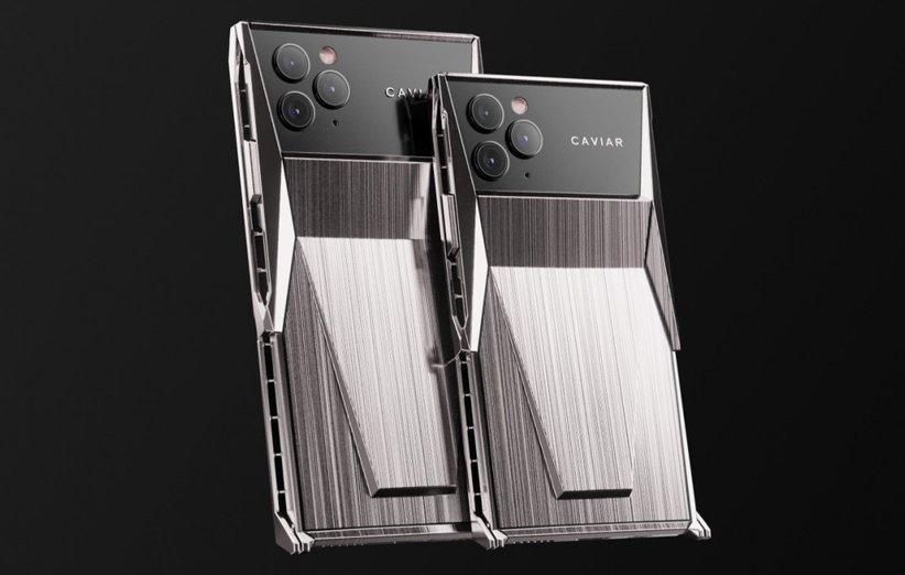 این نسخه از آیفون 11 پرو با الهام از تسلا سایبرتراک طراحی شده!
