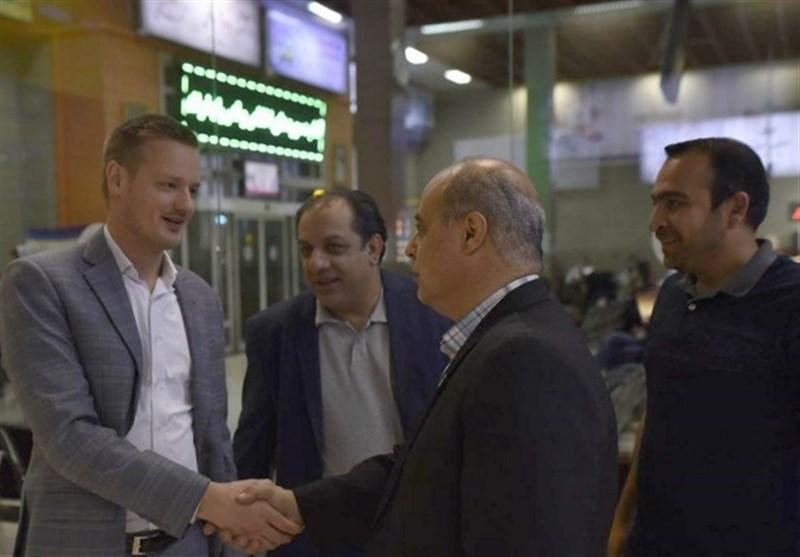نمایندگان کنفدراسیون فوتبال آسیا به تبریز سفر کردند