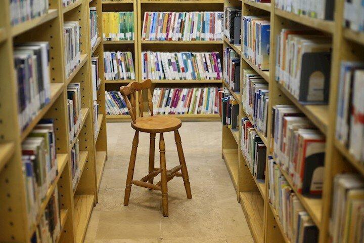 کرونا، کتابخانه ها را تعطیل کرد