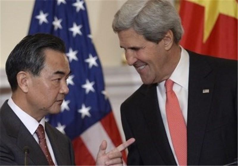 گفتگوی تلفنی وزرای خارجه چین و آمریکا با موضوع کره شمالی