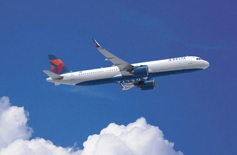 جایگاه های فرست کلاس هواپیمایی دلتا نوآوری و دگرگونی تازه ای به وجود می آورند
