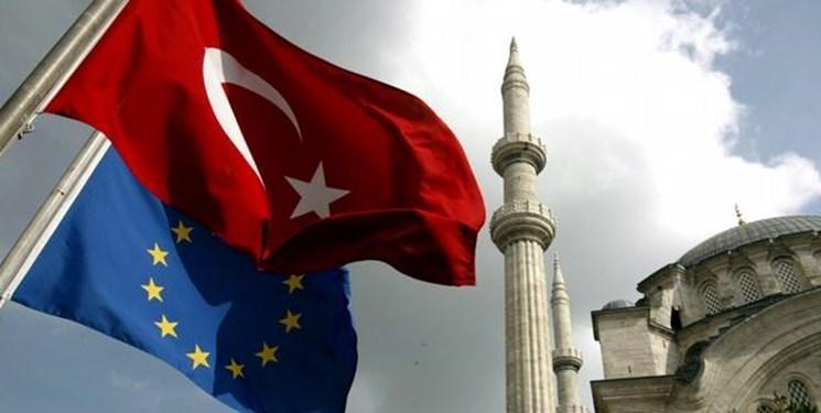 ترکیه خطاب به اروپا؛ به جای یونان، روی سوریه تمرکز کنید