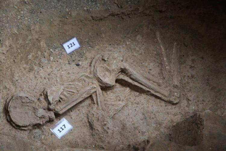 انتقال اسکلت بانوی 7 هزار ساله به موزه ملی ایران