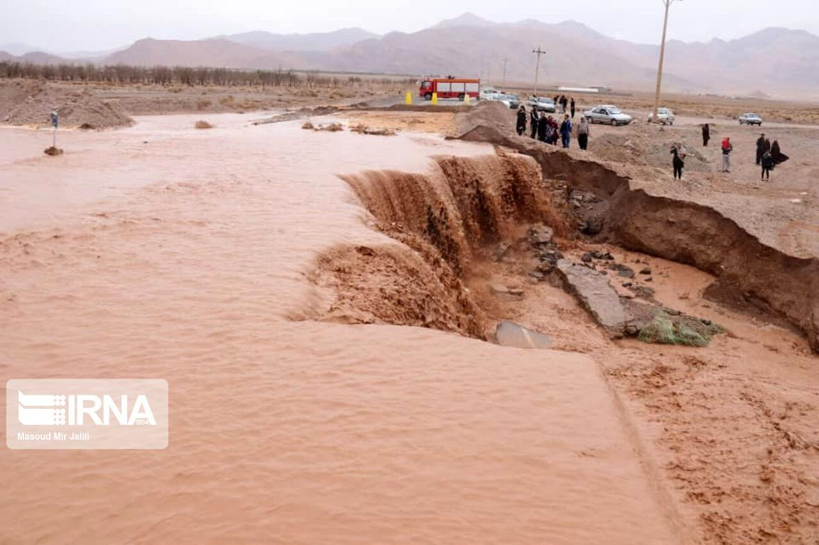 خبرنگاران 210 کیلومتر از رودخانه های اصفهان برای کنترل سیل ساماندهی شد