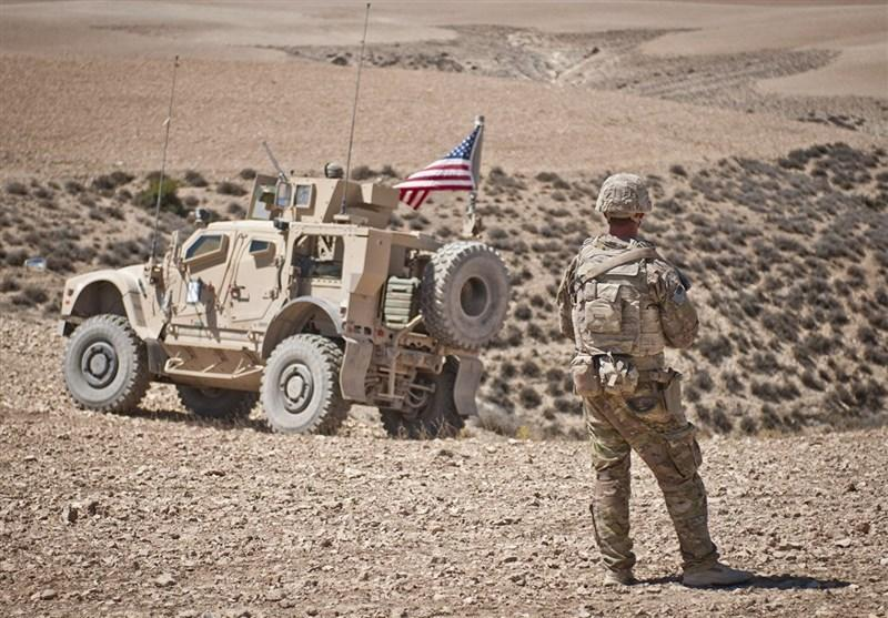 جولان عناصر داعش در شرق سوریه جلوی چشم آمریکا
