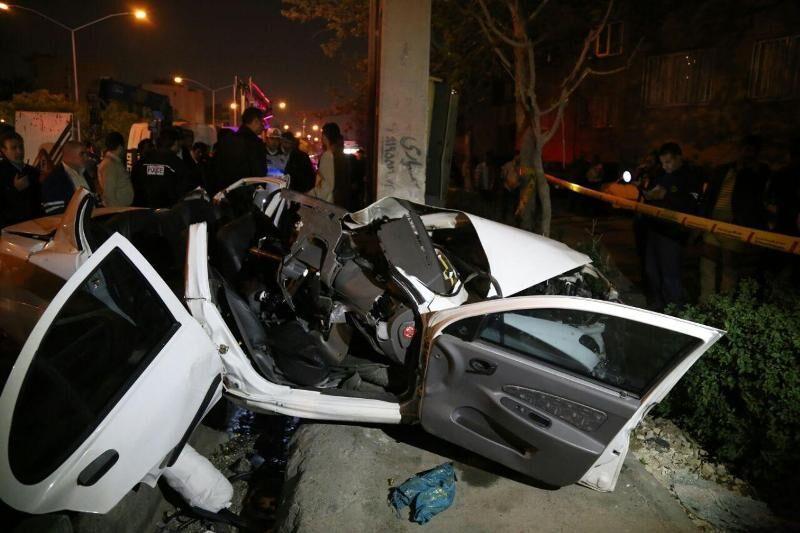 خبرنگاران حوادث رانندگی در شهر اصفهان 2 کشته برجا گذاشت